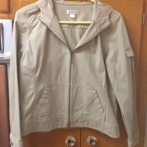 Christopher & Banks Khaki jacket
